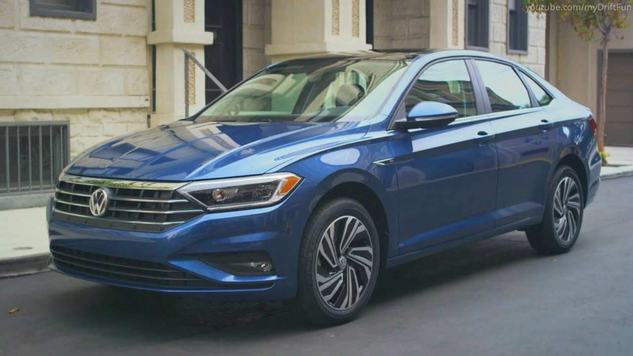 84 A Volkswagen Jetta 2019 India Price And Review
