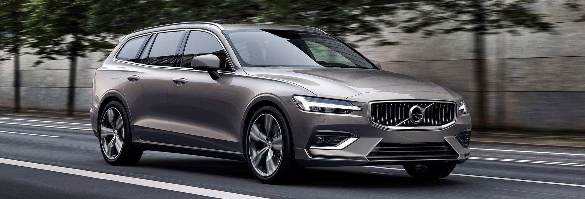 84 A Volvo 2019 Station Wagon Exterior And Interior