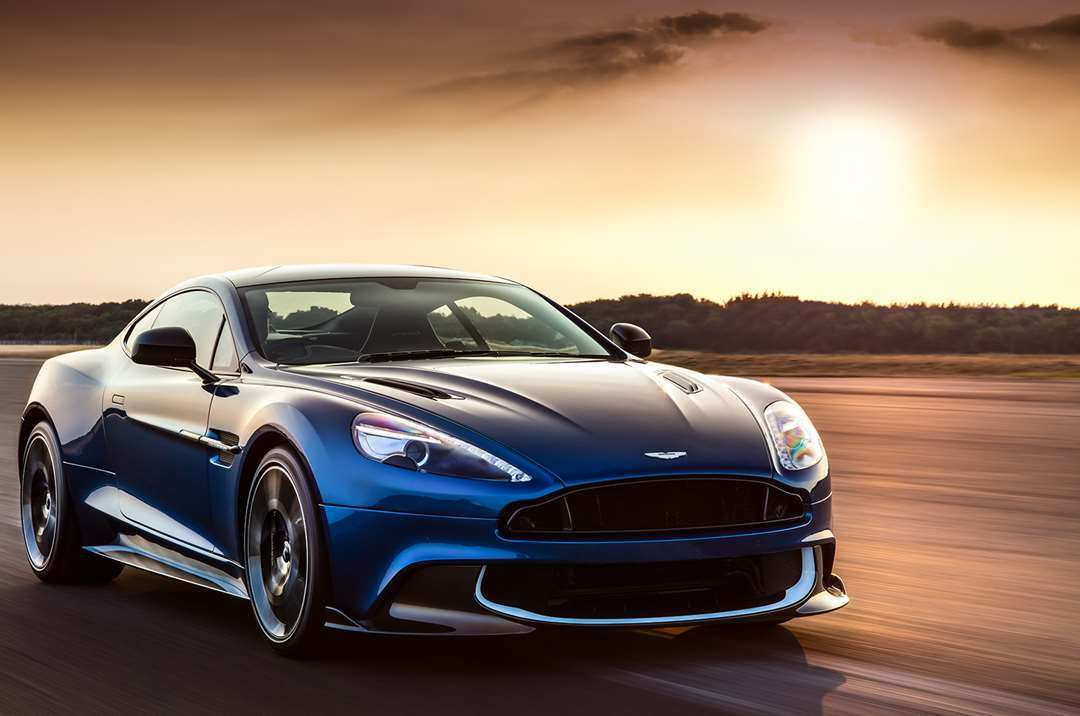 84 All New 2019 Aston Martin Vanquish Spesification