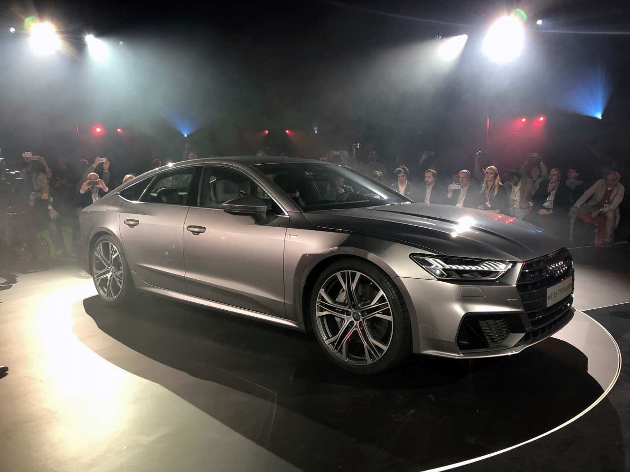 84 All New 2019 Audi A7 Concept