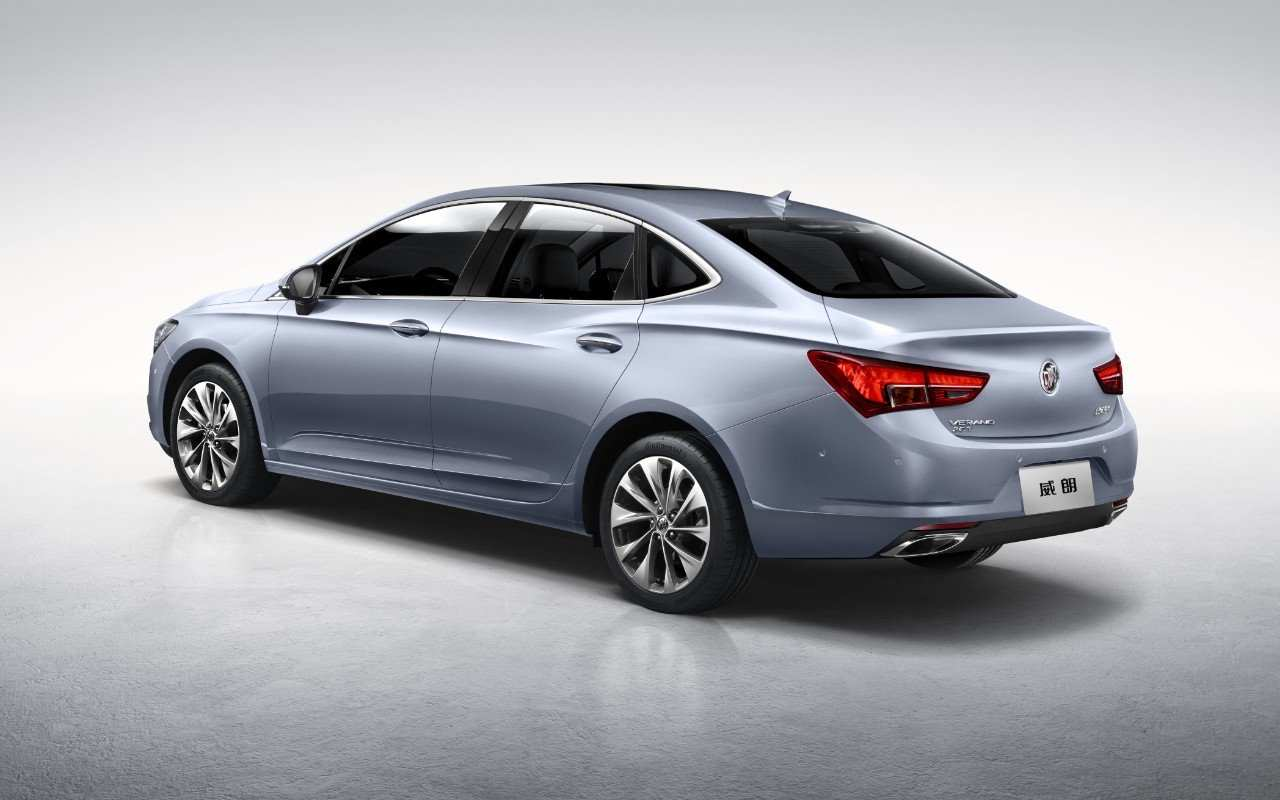 84 All New 2019 Buick Verano Spy Images
