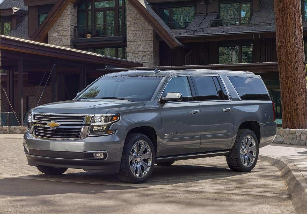 84 All New 2019 Chevrolet Suburban Pictures