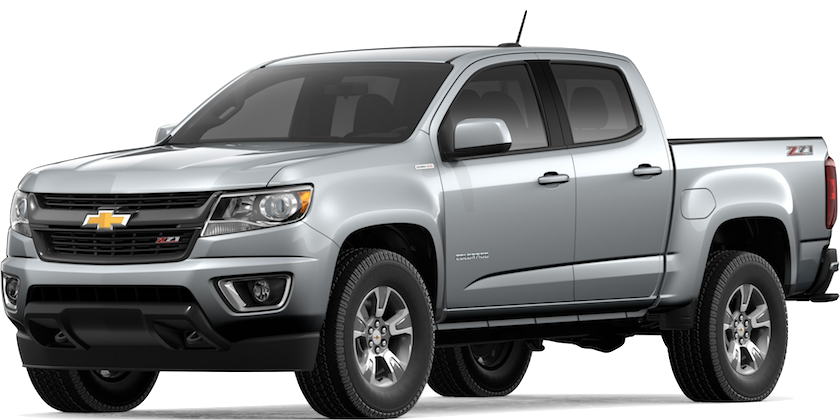 84 All New 2019 Chevy Colorado Model
