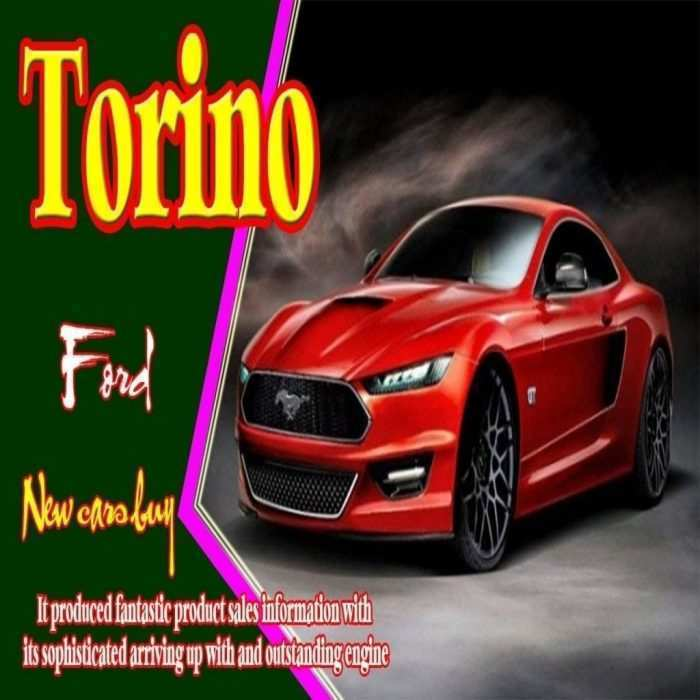 84 All New 2019 Ford Torino Specs and Review