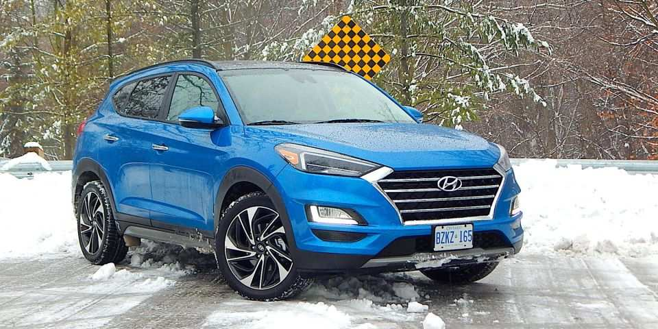 84 All New 2019 Hyundai Tucson Interior