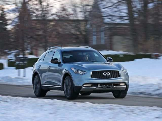 84 All New 2019 Infiniti QX70 Exterior And Interior