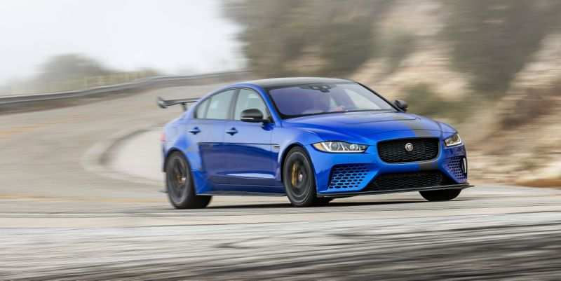 84 All New 2019 Jaguar Project 8 Ratings