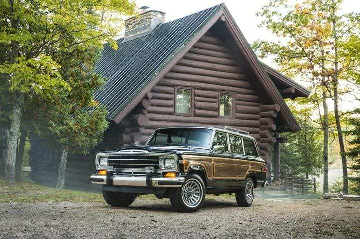 84 All New 2019 Jeep Grand Wagoneer New Model And Performance