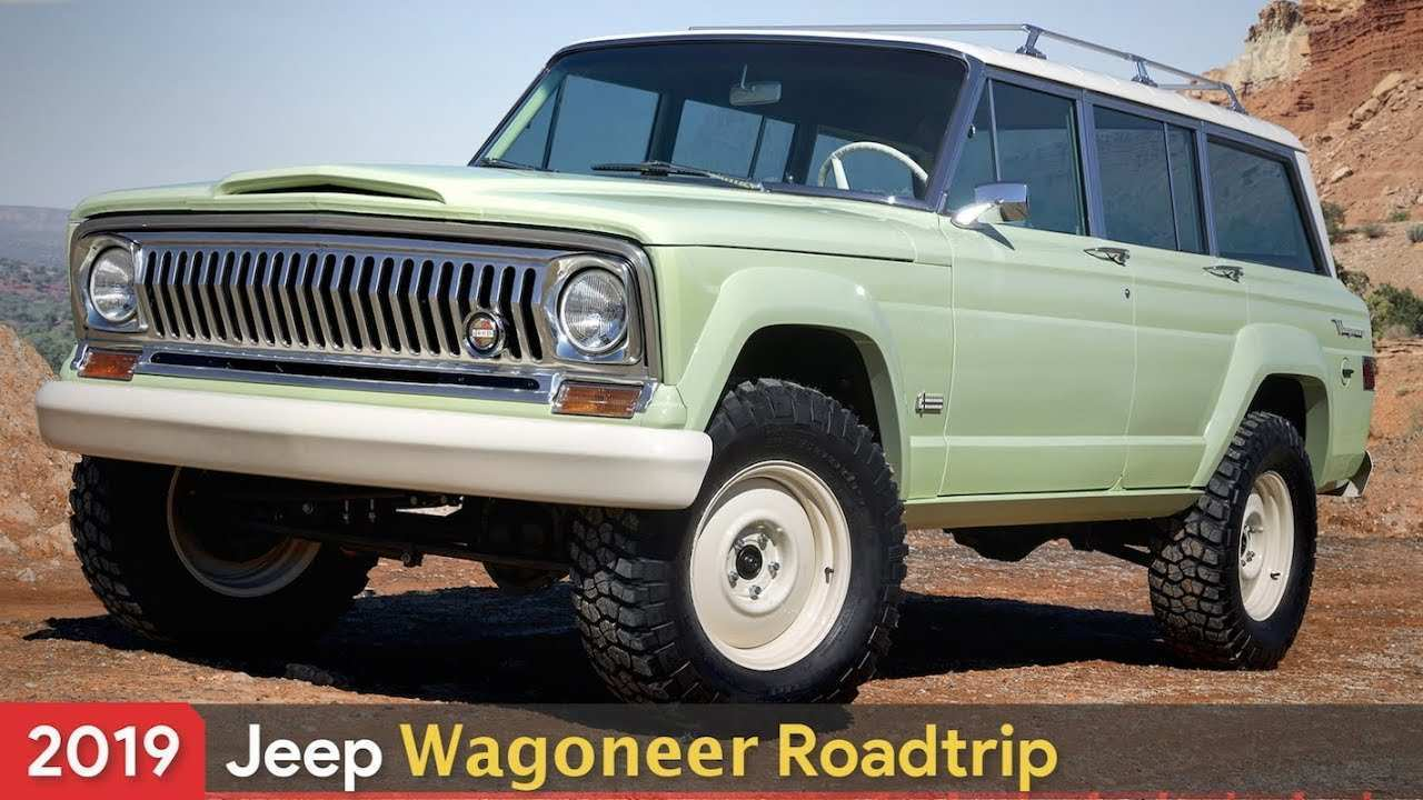84 All New 2019 Jeep Grand Wagoneer Pictures