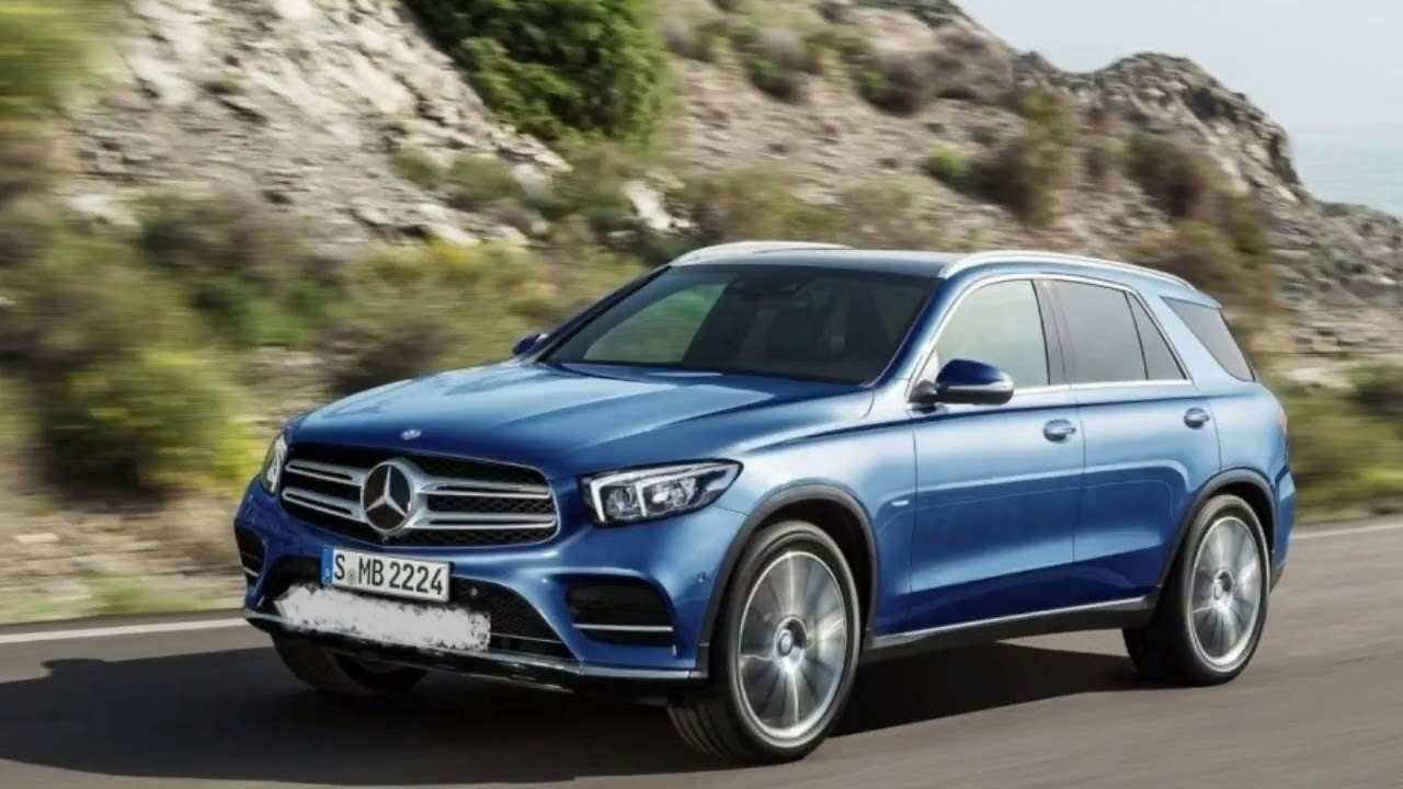 84 All New 2019 Mercedes Benz GLK Concept