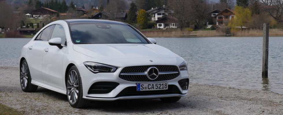 84 All New 2019 Mercedes CLA 250 Picture