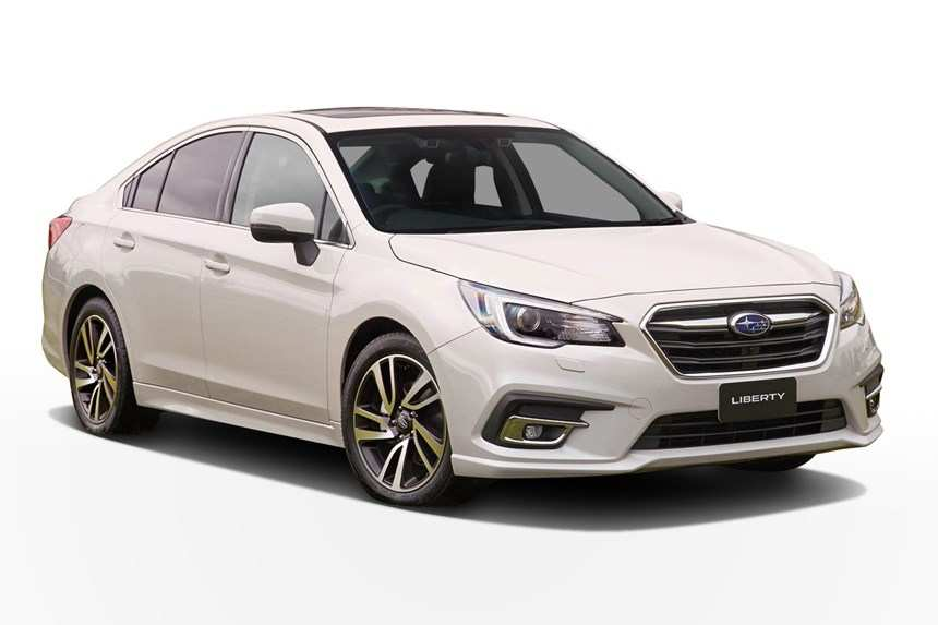 84 All New 2019 Subaru Liberty Photos