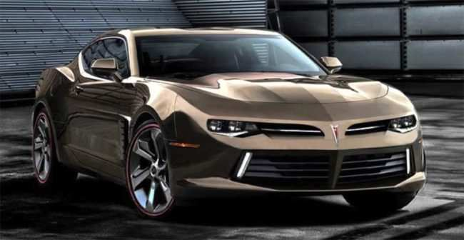 84 All New 2019 The Pontiac Trans Concept