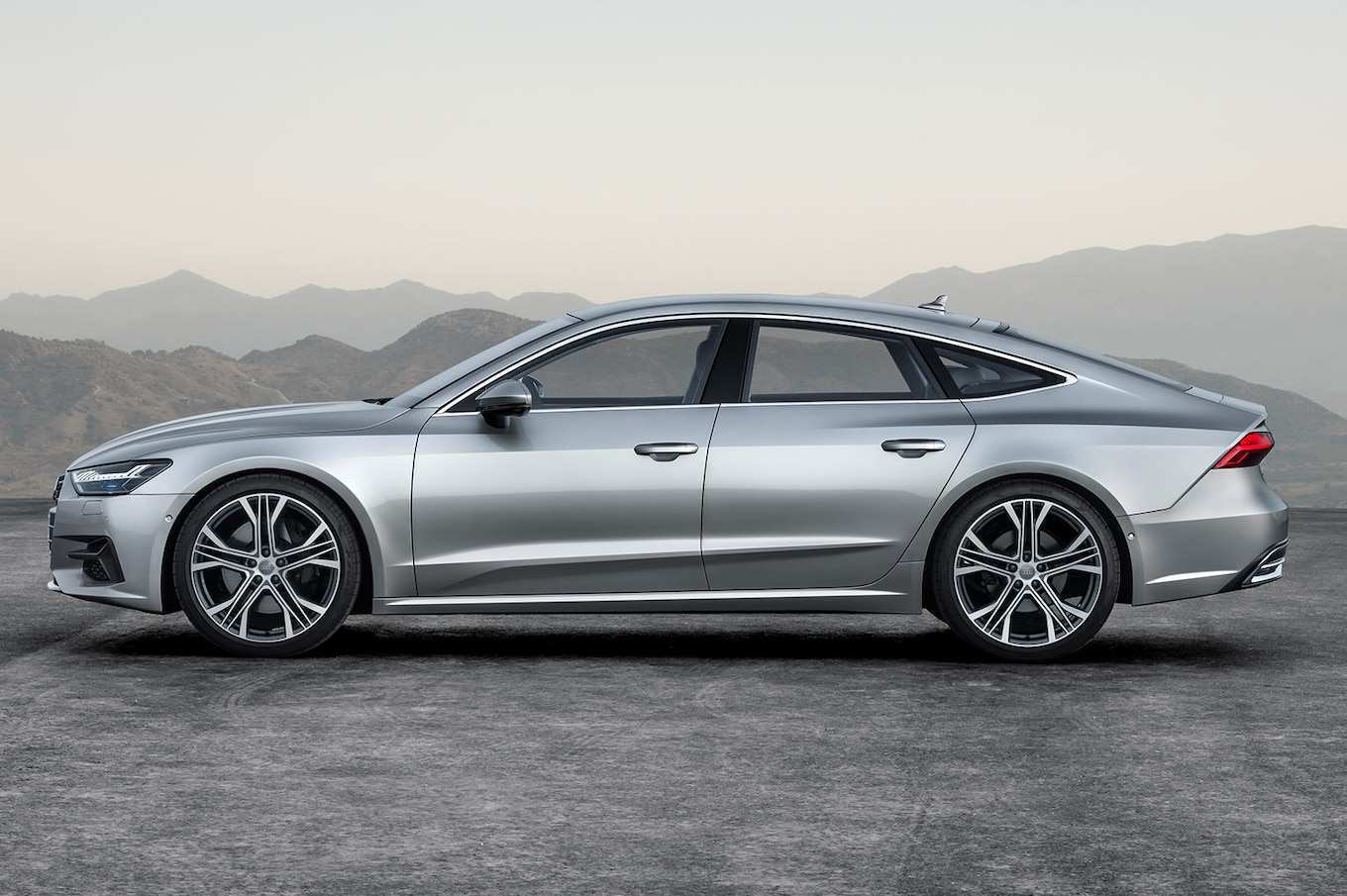 84 All New 2020 All Audi A7 Redesign And Concept