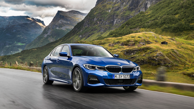 84 All New 2020 BMW 3 Series Picture