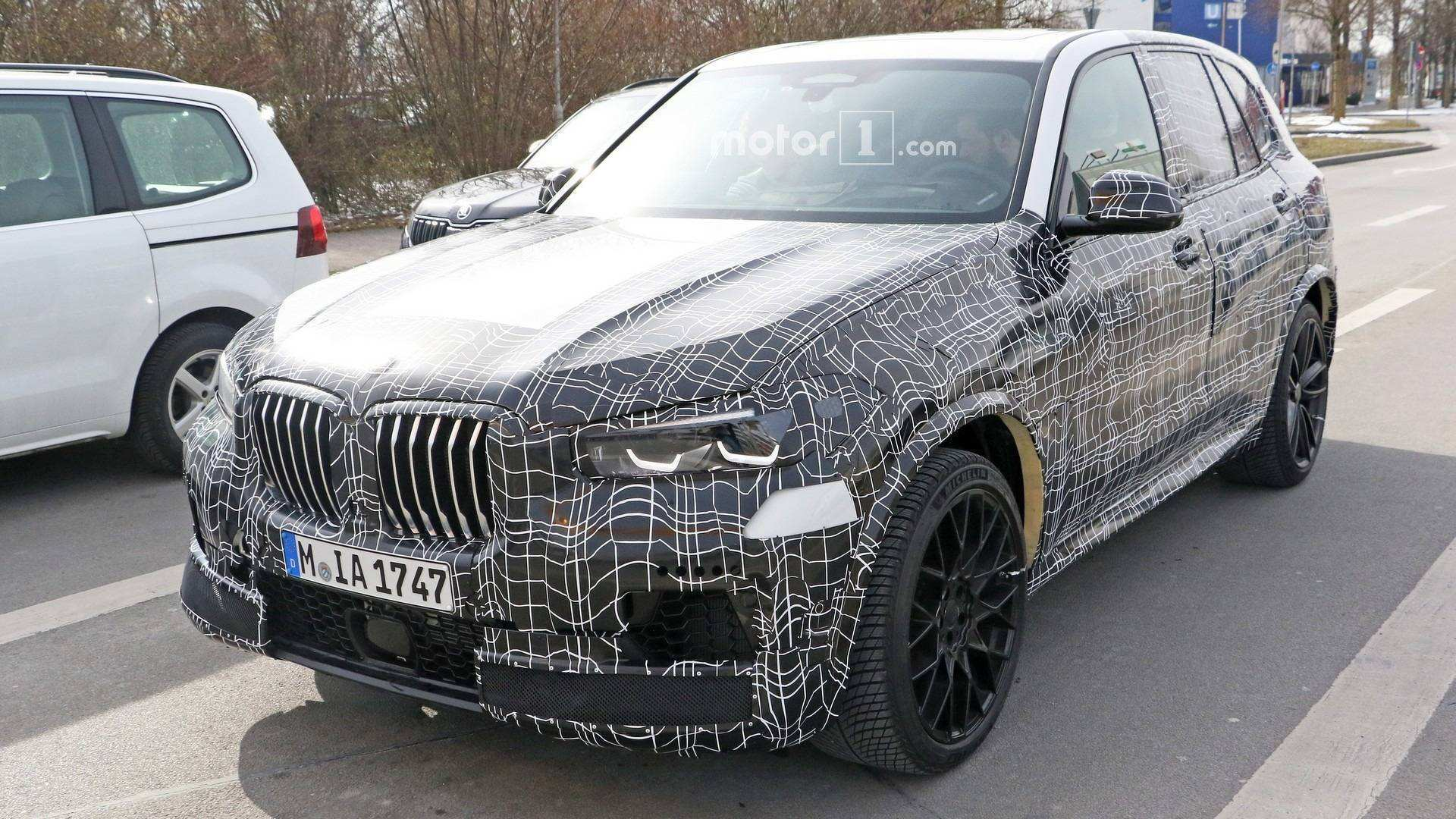 84 All New 2020 BMW X5 New Review