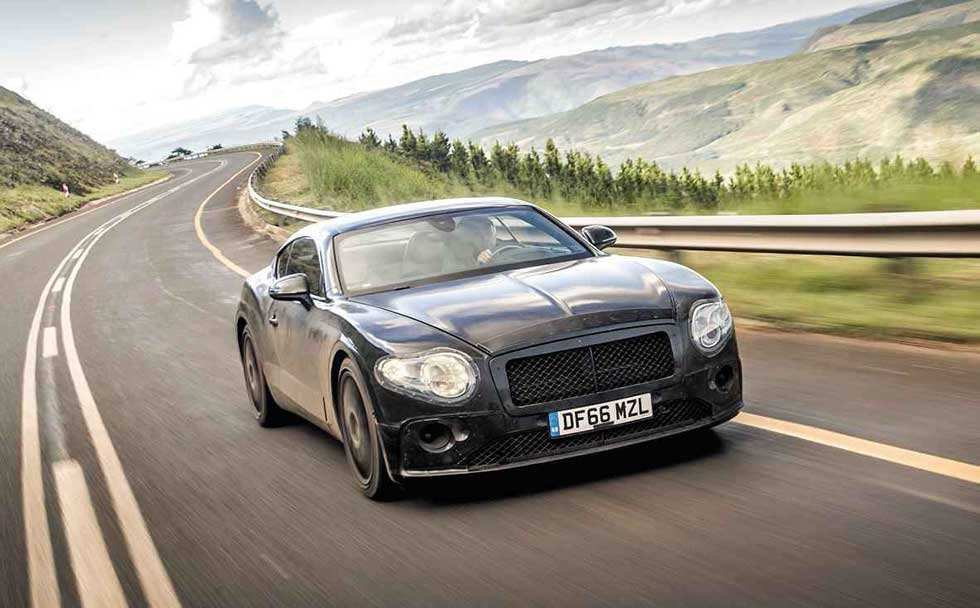 84 All New 2020 Bentley Continental GT Redesign And Concept