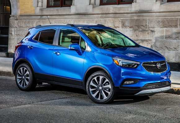 84 All New 2020 Buick Encore New Model And Performance