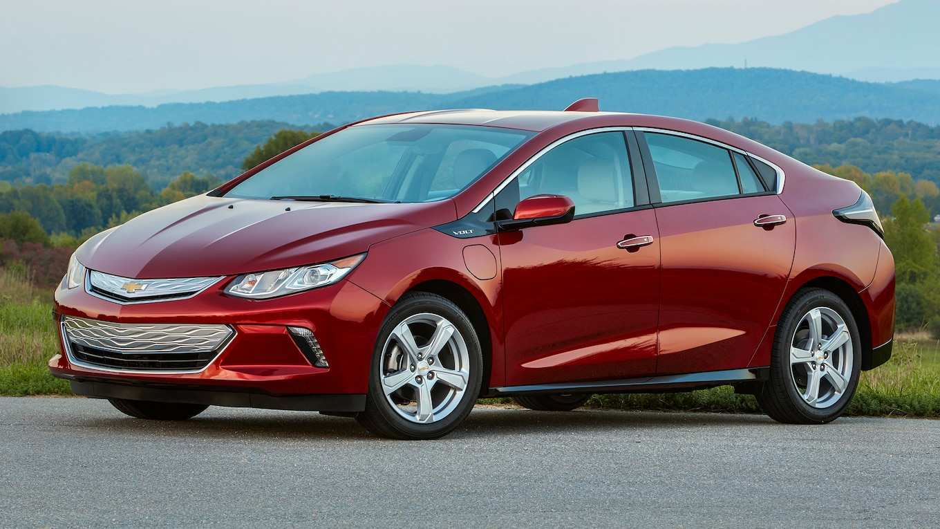 84 All New 2020 Chevrolet Volt Style