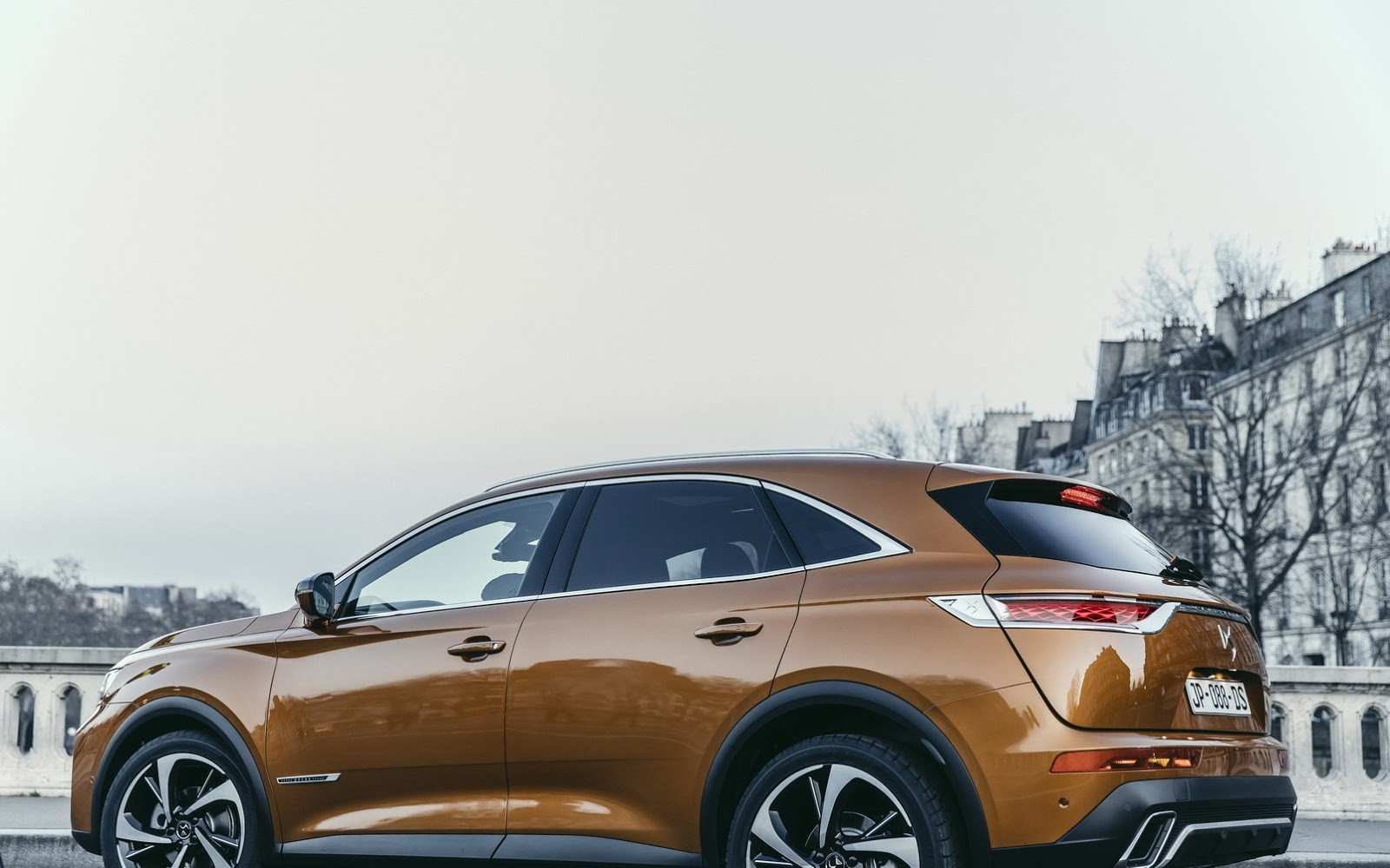 84 All New 2020 Citroen DS5 First Drive