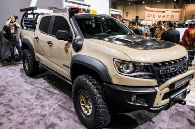 84 All New 2020 GMC Canyon Zr2 Performance And New Engine