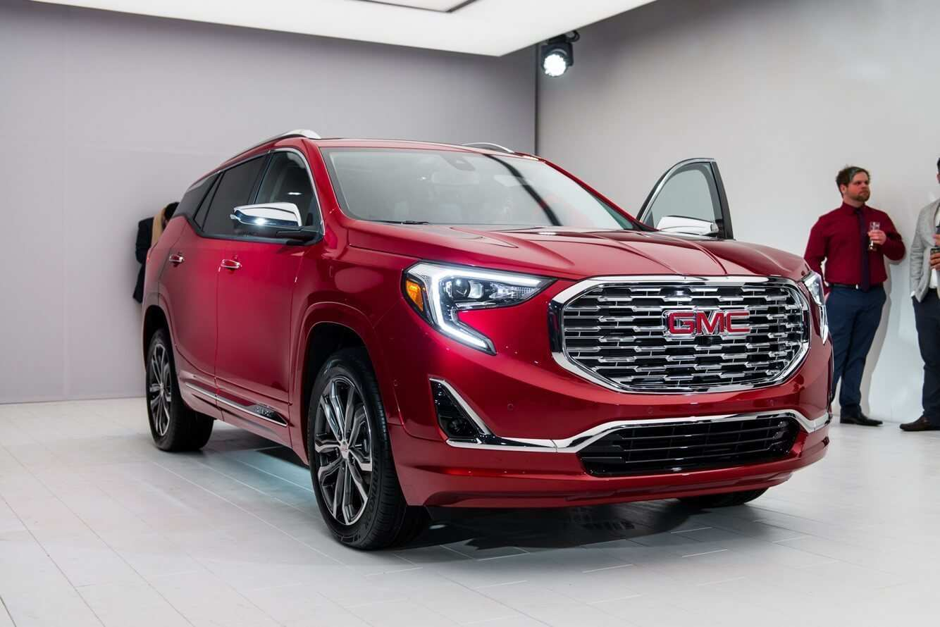 84 All New 2020 GMC Terrain Performance And New Engine