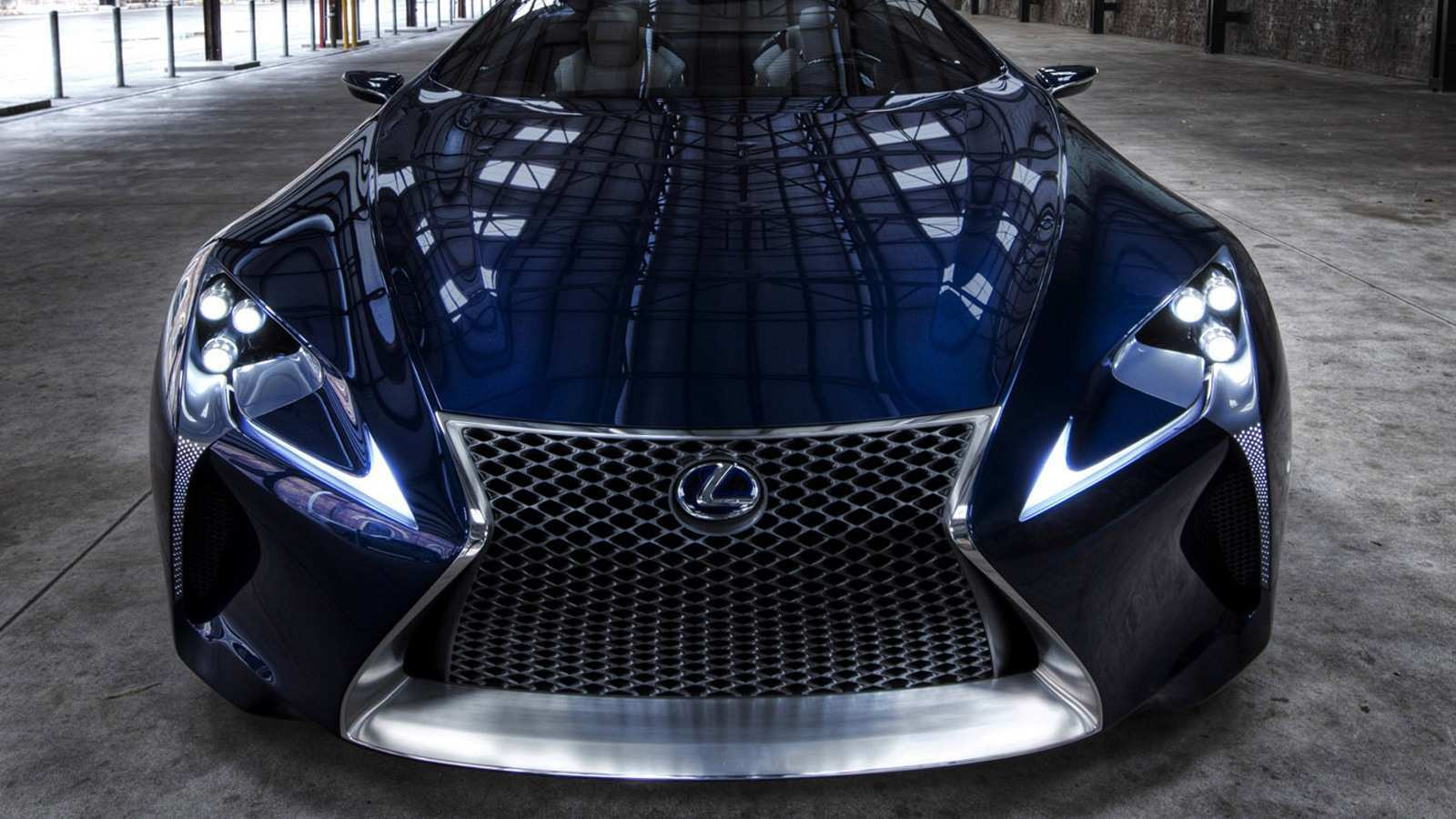 84 All New 2020 Lexus Lf Lc Redesign And Concept