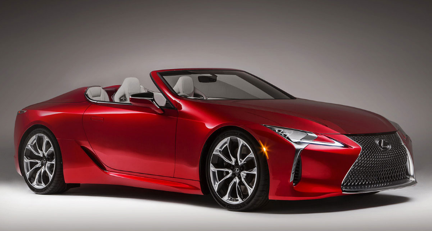 84 All New 2020 Lexus SC Pricing