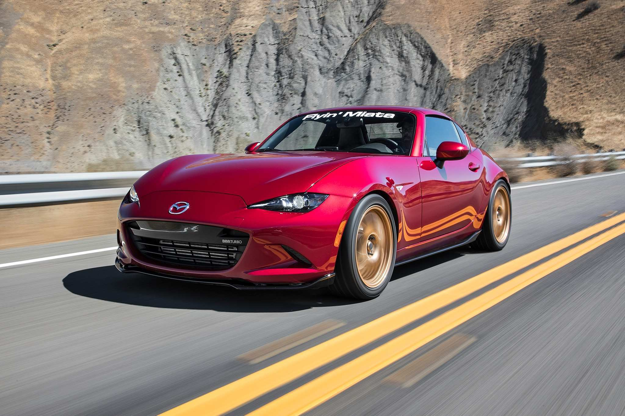 84 All New 2020 Mazda Miata Turbo Ratings