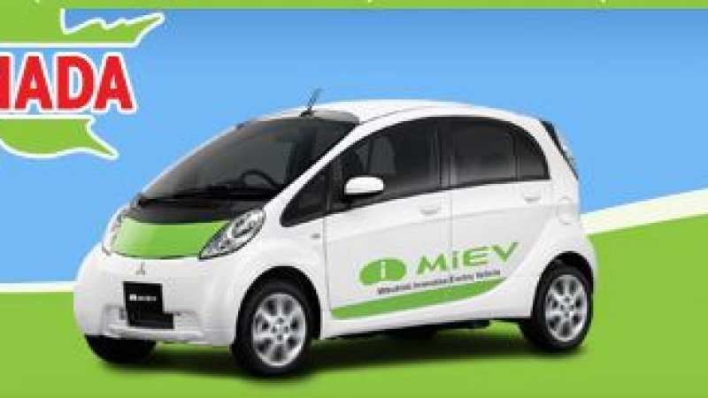 84 All New 2020 Mitsubishi I MIEV Price Design And Review