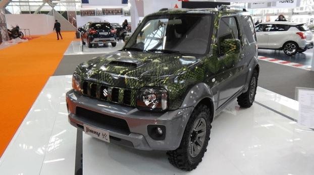 84 All New 2020 Suzuki Jimny Review And Release Date