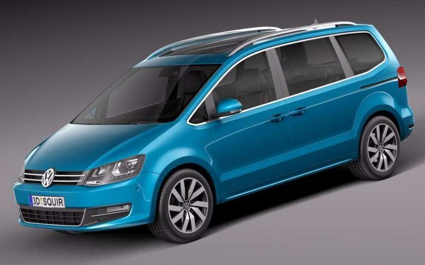 84 All New 2020 VW Touran Images