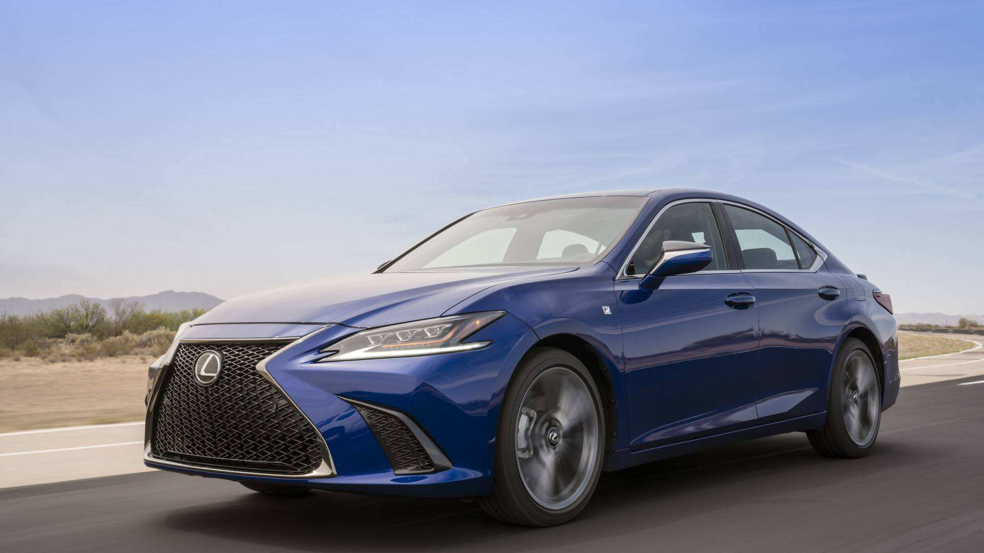 84 All New Are The 2019 Lexus Out Yet Images