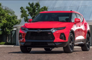 84 All New Chevrolet Blazer 2020 Specs Rumors