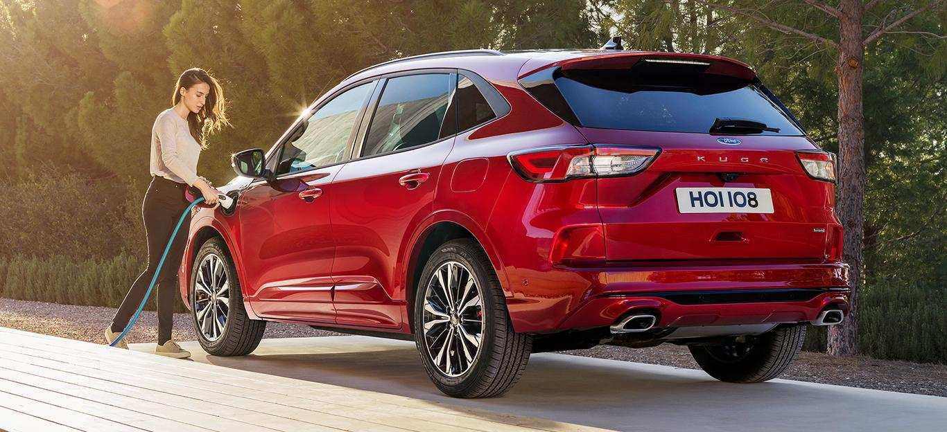 84 All New Ford Kuga 2020 Review Redesign And Concept