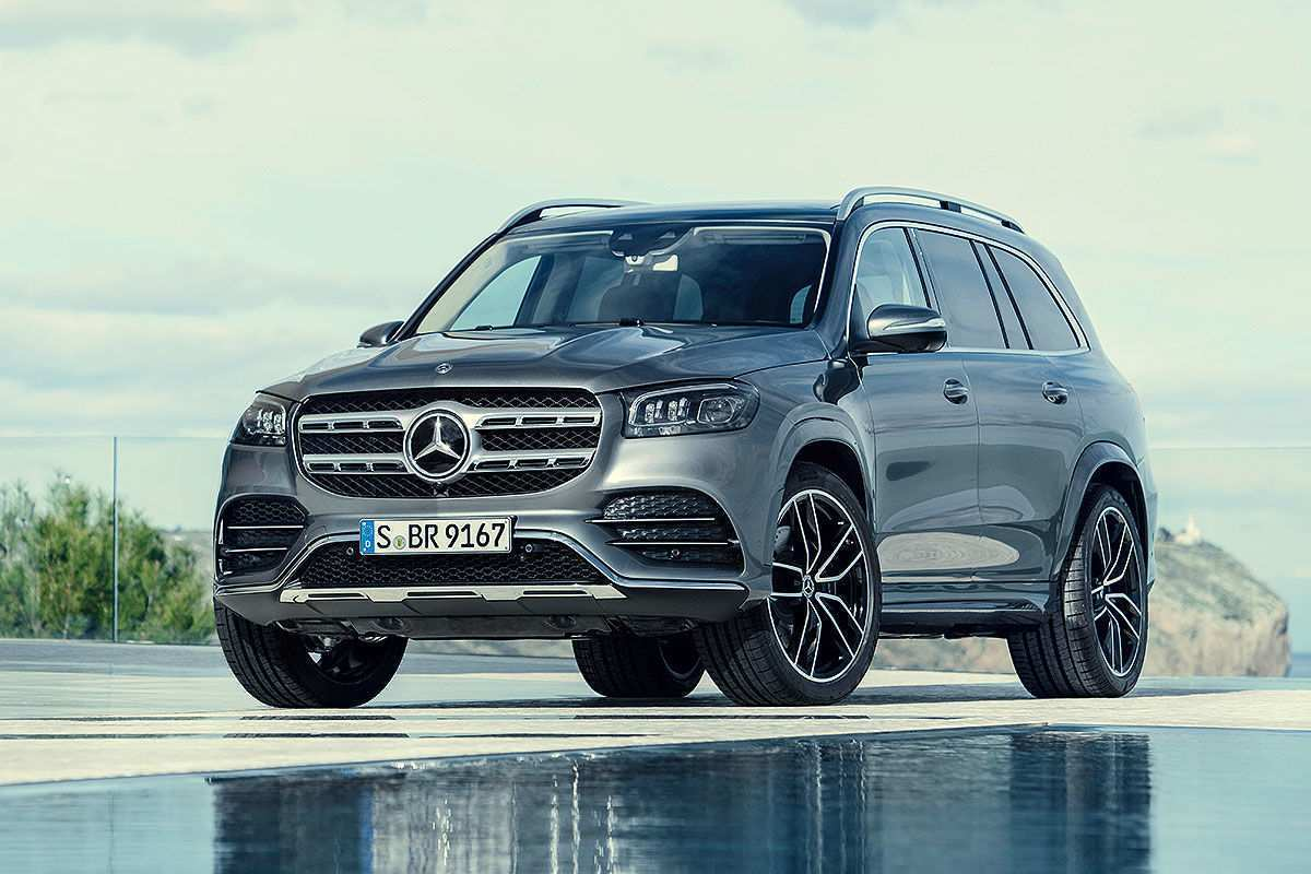 84 All New Gls Mercedes 2019 Price And Release Date