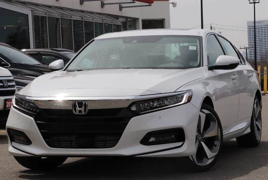 84 All New Honda Sensing 2020 Picture