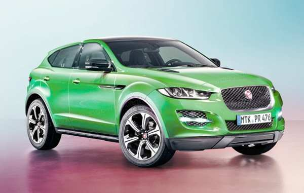 84 All New Jaguar E Pace 2020 Images