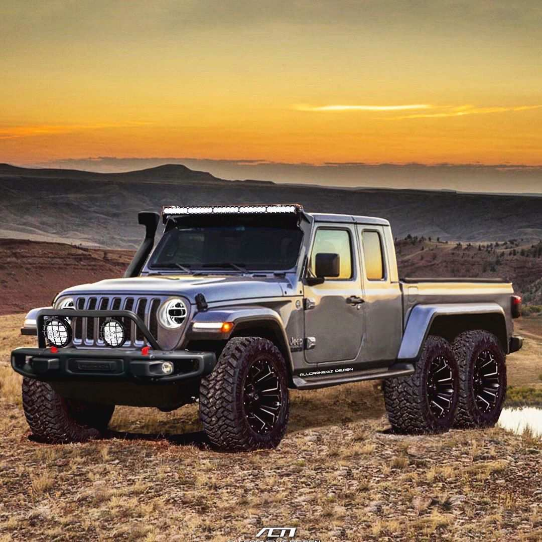 84 All New Jeep Truck 2020 Specs