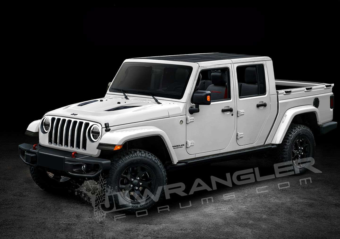84 All New Jeep Wrangler Pickup 2020 Research New