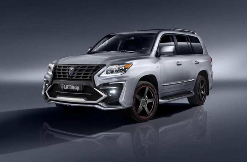84 All New Lexus Lx 570 Review 2020 Spesification