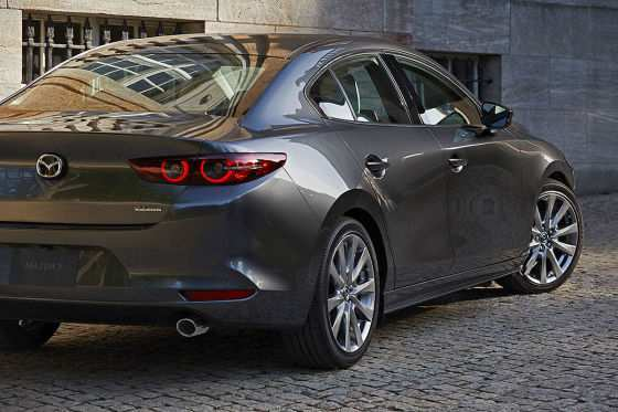 84 All New Mazda 3 2019 Interior Interior