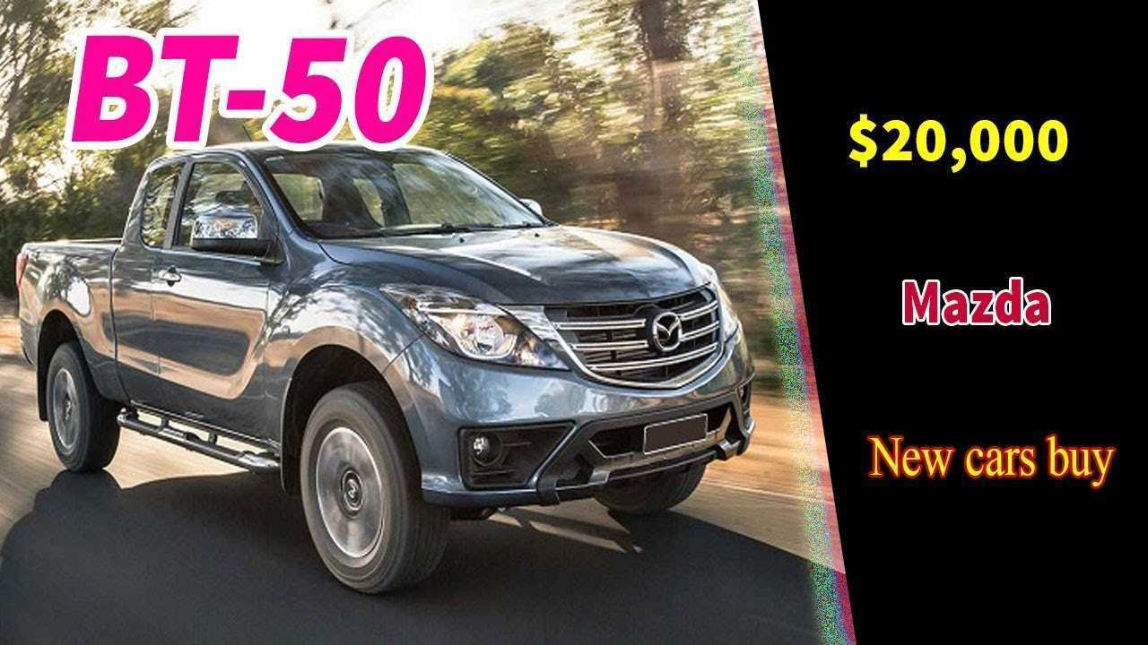 84 All New Mazda Bt 50 Pro 2020 New Review