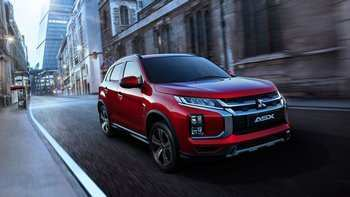 84 All New Mitsubishi Asx Ratings