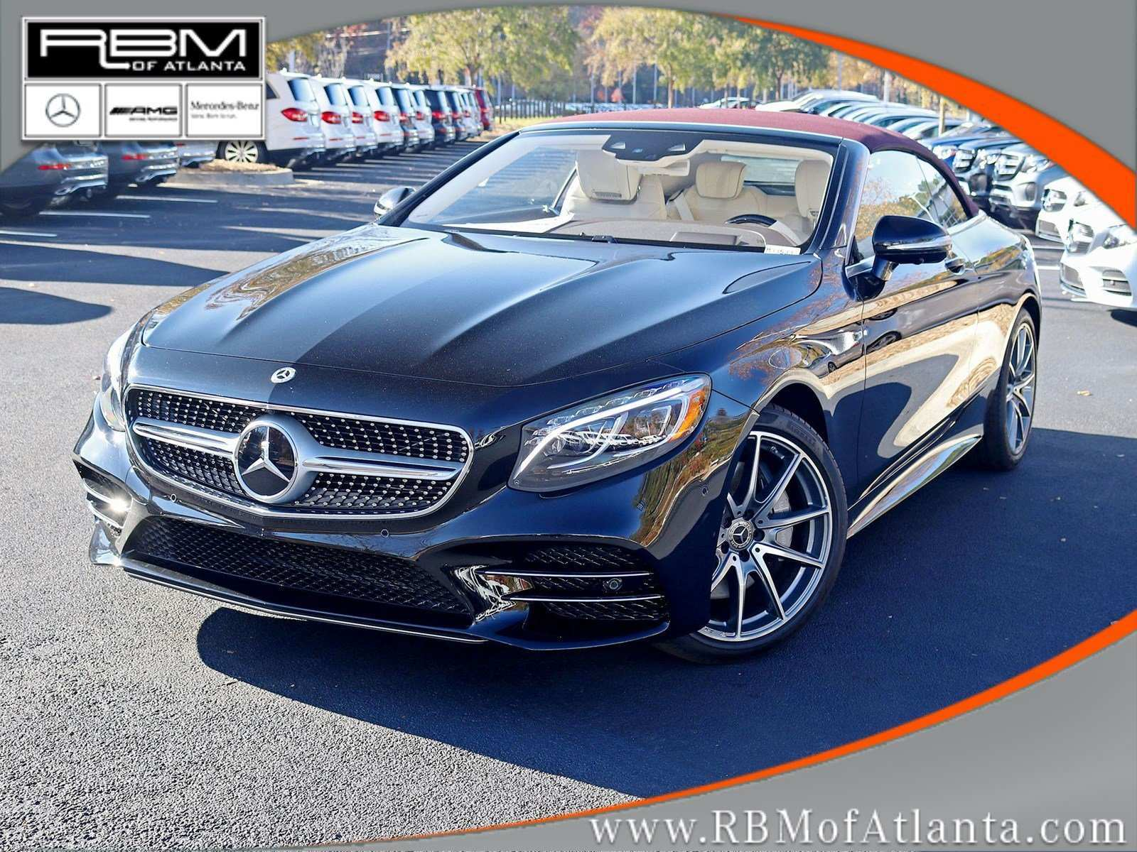 84 All New S560 Mercedes 2019 Review And Release Date