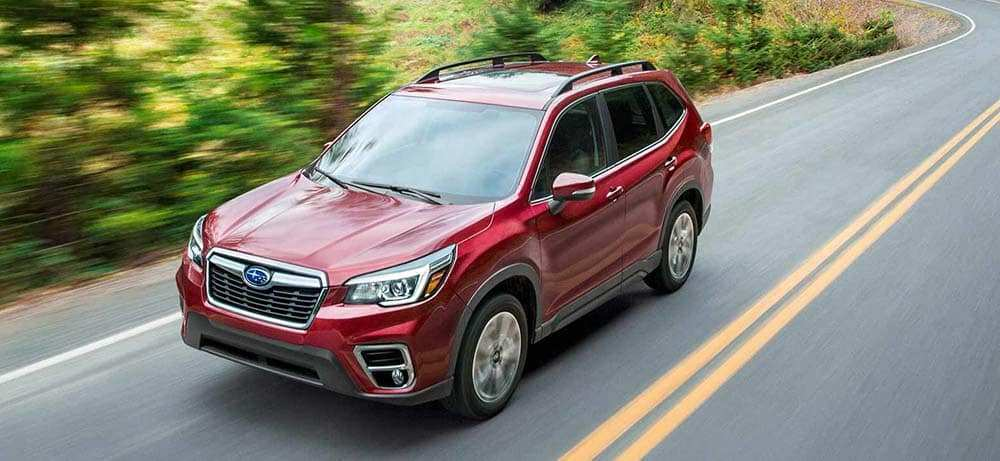 84 All New Subaru Forester 2019 Gas Mileage Spesification