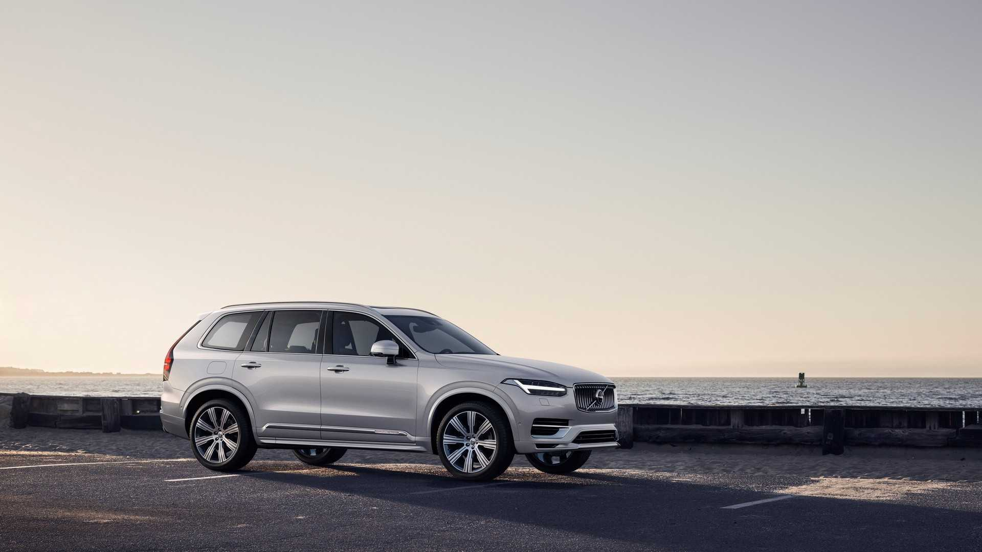 84 All New Volvo Xc90 Facelift 2020 Uk Pricing