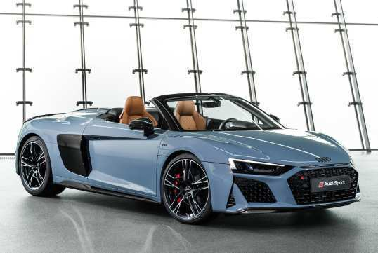 84 Best 2019 Audi R8 V10 Spyder Pricing