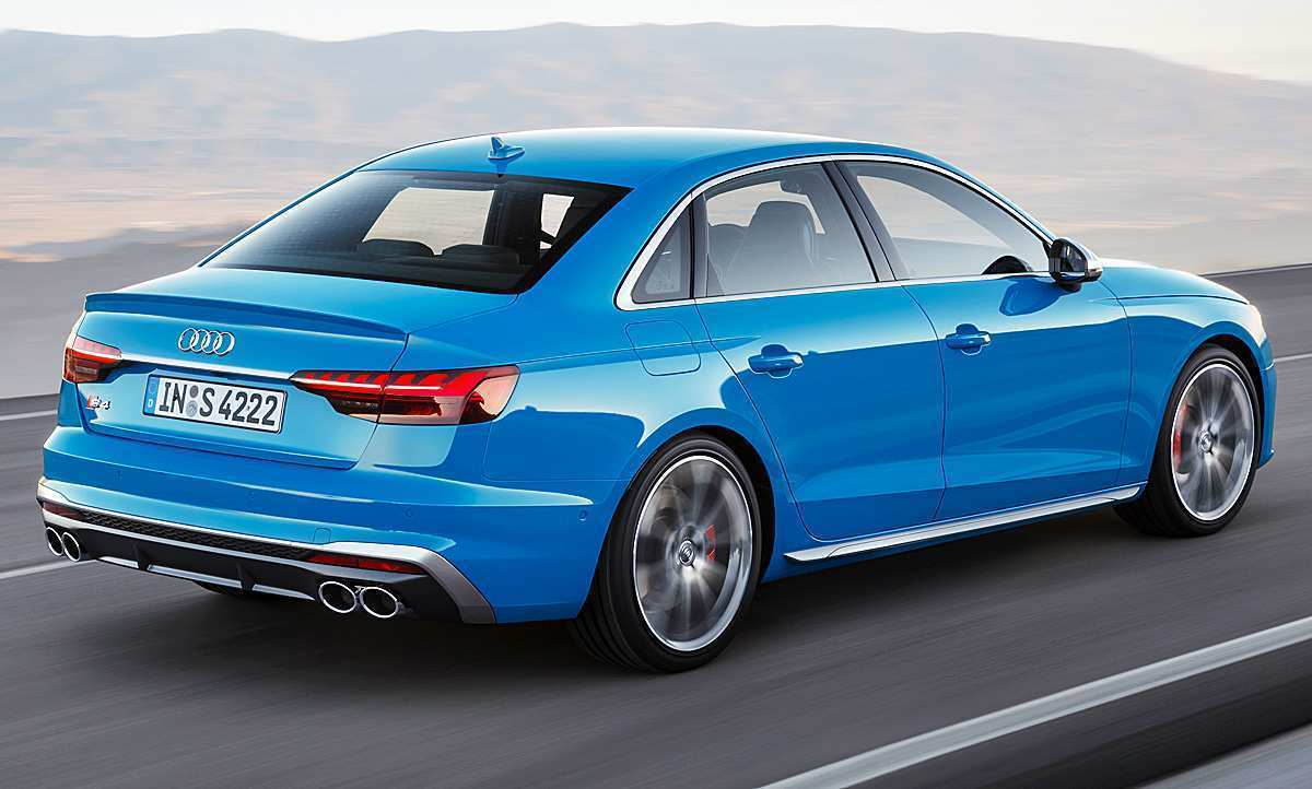 84 Best 2019 Audi S4 Exterior And Interior