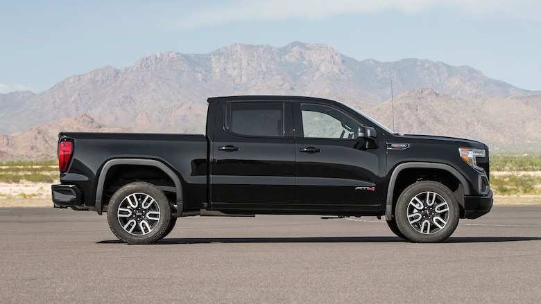 84 Best 2019 GMC Sierra 1500 Diesel Redesign And Concept